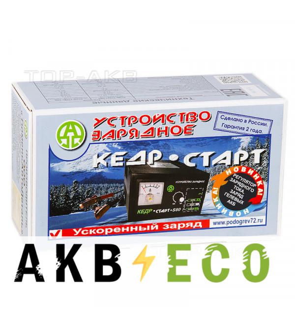 Зарядное устройство Кедр-Старт S80 (трансформаторное)