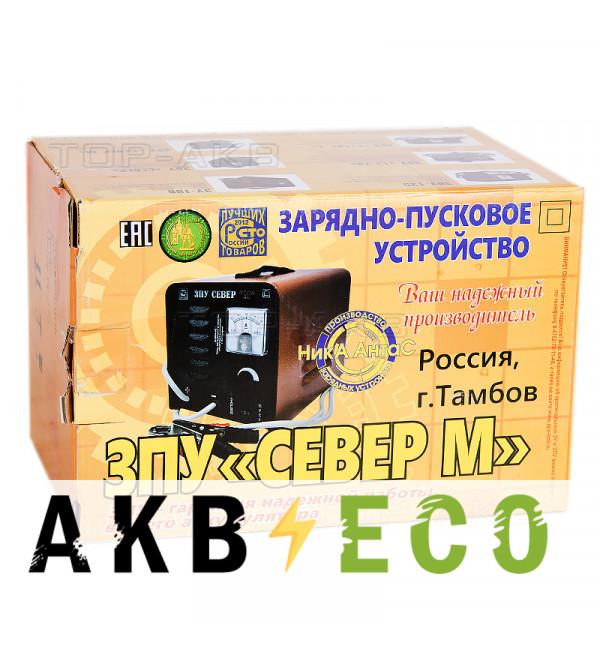 Пуско-зарядное устройство Ника АнтаС ЗПУ Север-М (трансформаторное)