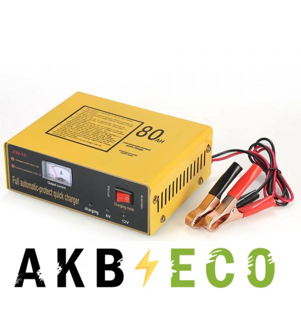 Зарядное устройство C2R XW-10 6/12V 8A