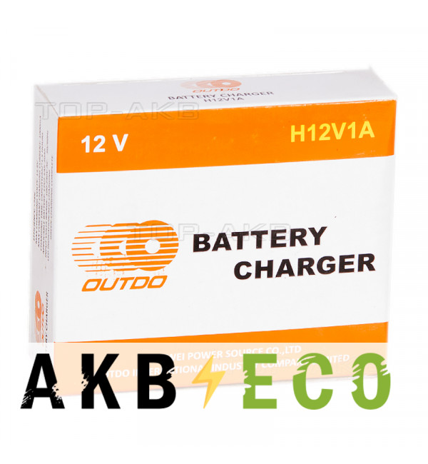 Зарядное устройство ЗУ OUTDO Charger H12V1A