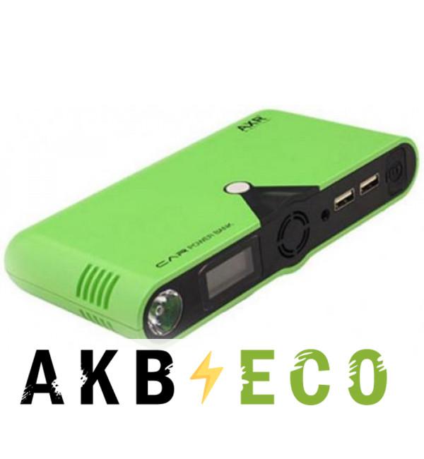 Пусковое устройство C2R 9900мАч YJ010Gn (Green-зеленый) 200-400А